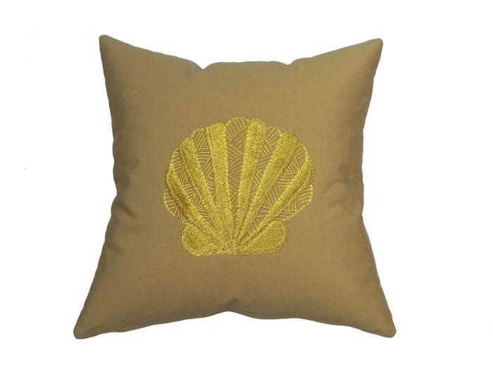 cojin abanico oro maiz