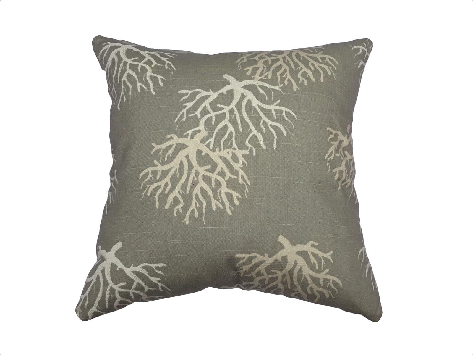 cojin corales gris