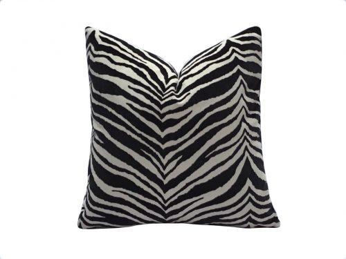 cojin zebra